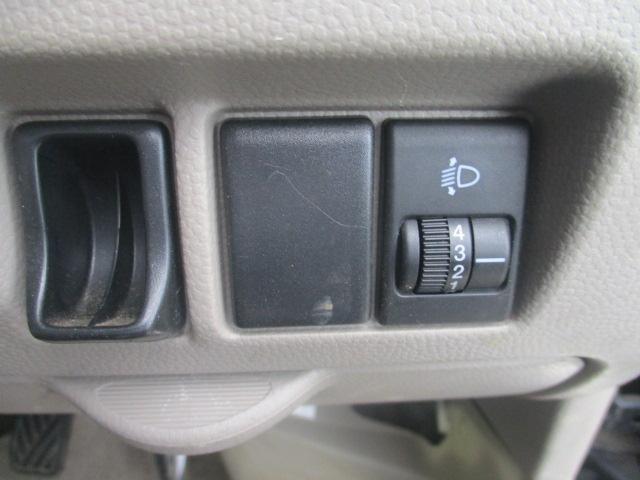 ジョイン ユーザー買取り車 ハイルーフ仕様 インパネ5速マニュアル フル装備 純正CDオーディオ セキュリティアラーム キーレス UVカット&プライバシーガラス Wエアバッグ ABS 保証書 取説(24枚目)