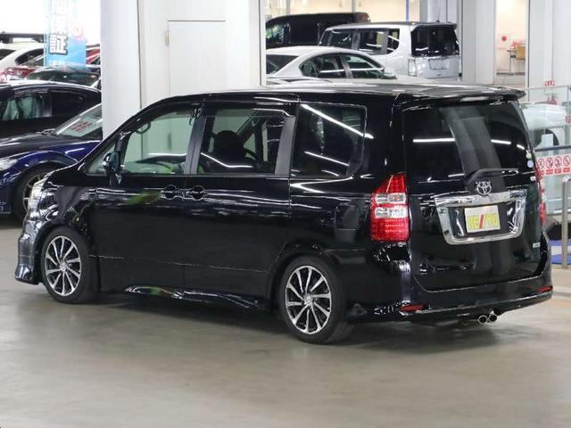 トヨタ ノア Si モデリスタフロントリップ RSR車高調 社外マフラー