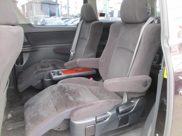 トヨタ ヴェルファイア 2.4Z プラチナムセレクション サンルーフ 地デジSDナビ