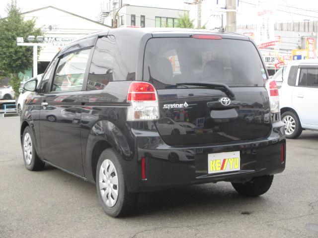 トヨタ スペイド F フルセグHDDナビ パワースライドドア
