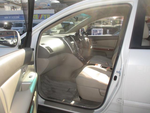 トヨタ ハリアー 240G Lパッケージ HDDナビ バックカメラ ETC