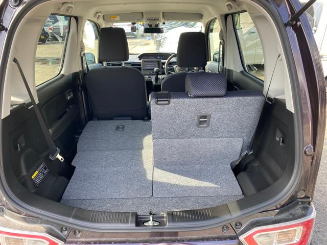 ハイブリッドFZ セーフティパッケージ 禁煙車 衝突軽減ブレーキ レーンキープ 純正SDナビ 12セグTV ブルートゥース ドライブレコーダー シートヒーター LEDヘッドライト スマートキー ヘッドアップディスプレイ(19枚目)