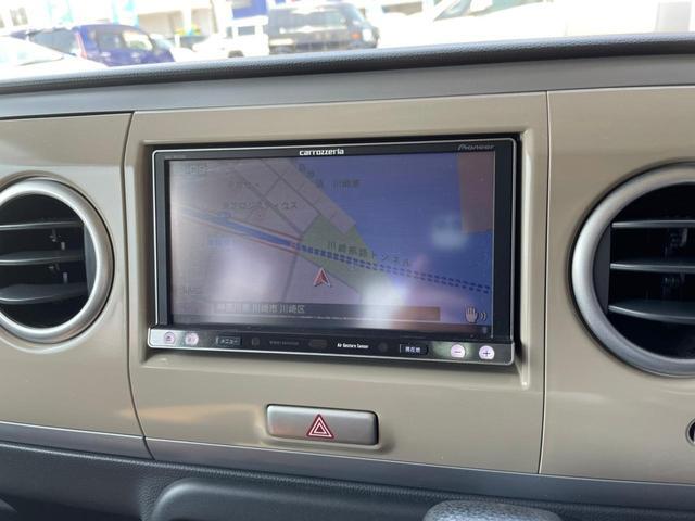 G SDナビ 12セグTV CD DVD CD録音 ブルートゥース スマートキー プッシュスタート 盗難防止装置 ベンチシート フルフラットシート プライバシーガラス ヘッドライトレベライザー(22枚目)