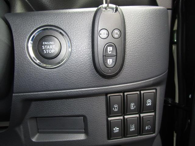 スズキ スペーシアカスタム XS両側Pスライド衝突軽減装置HID禁煙車Sエネチャージ