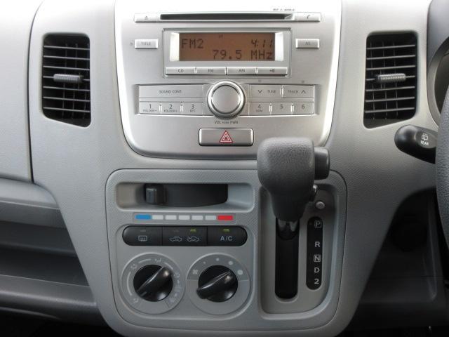 スズキ ワゴンR FX アイライン キーレス 電動格納ドアミラー メッキグリル