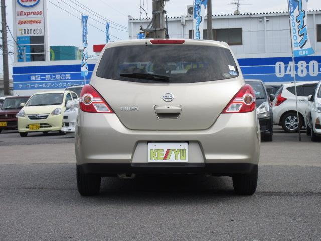 「日産」「ティーダ」「コンパクトカー」「埼玉県」の中古車5