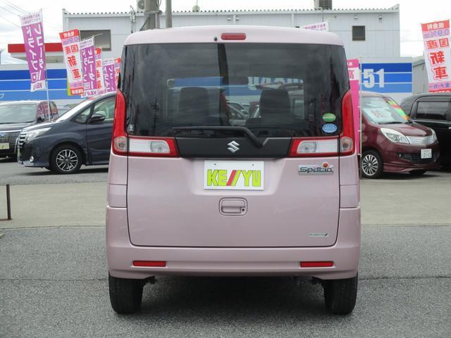「スズキ」「スペーシア」「コンパクトカー」「埼玉県」の中古車5