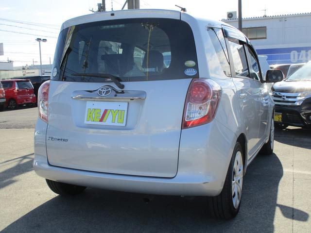 「トヨタ」「ラクティス」「ミニバン・ワンボックス」「埼玉県」の中古車3