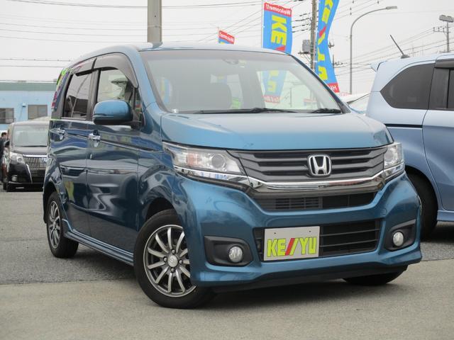 「ホンダ」「N-WGNカスタム」「コンパクトカー」「埼玉県」の中古車2