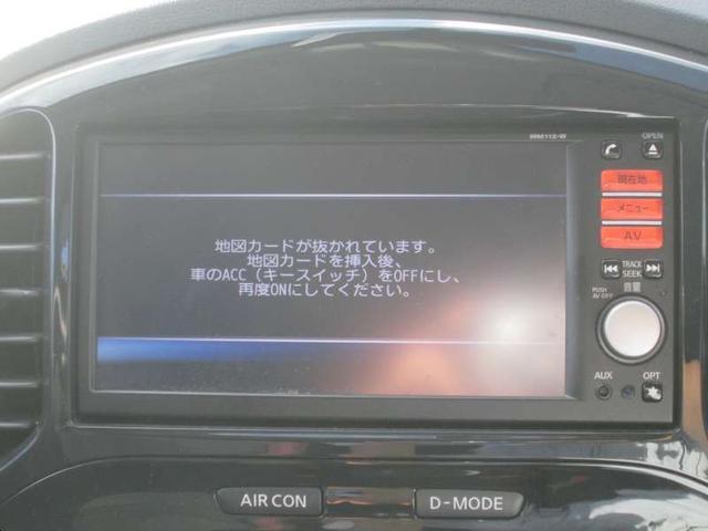 日産 ジューク 15RX アーバンセレクション 1セグSDナビ 禁煙車