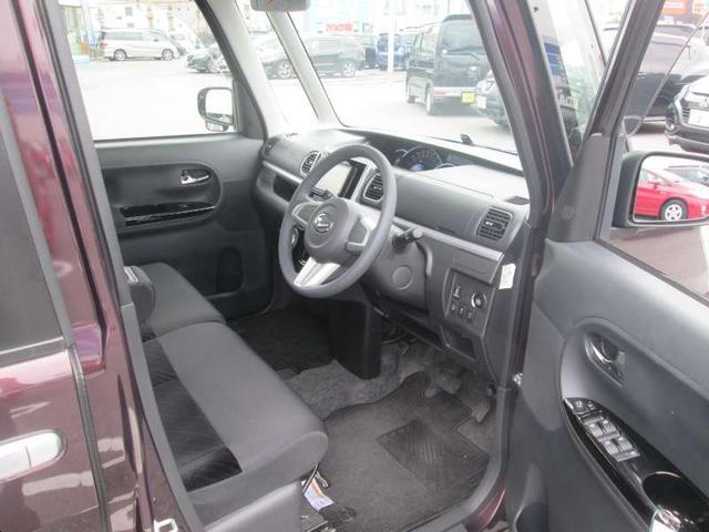 ダイハツ タント カスタムX SA 1オーナー 左自動ドア LEDヘッドライト