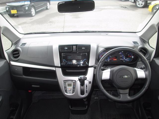 ダイハツ ムーヴ カスタム RS LEDライト モモステ アイドリングストップ