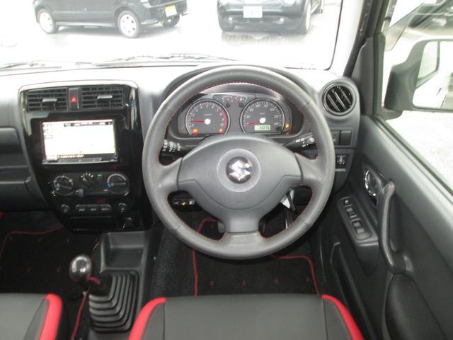 スズキ ジムニー クロスアドベンチャー 4WD 5速マニュアル シートヒーター