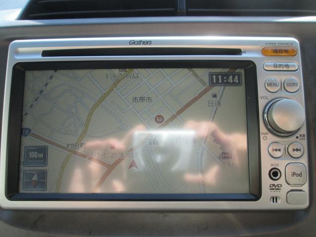 ホンダ フィット G ハイウェイエディション 1セグSDナビリアカメラ 禁煙車