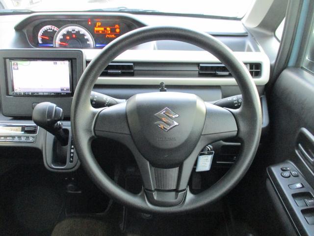 ハイブリッドFX 4WD・アイドリングSTOP・SDナビ・CD・CD録音・BTオーディオ・ETC・バックカメラ・両席シートヒーター・ヘッドライトレベライザー・キーレス・バニティミラー・横滑防止・オートA/C・禁煙(16枚目)