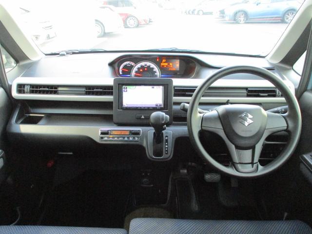 ハイブリッドFX 4WD・アイドリングSTOP・SDナビ・CD・CD録音・BTオーディオ・ETC・バックカメラ・両席シートヒーター・ヘッドライトレベライザー・キーレス・バニティミラー・横滑防止・オートA/C・禁煙(17枚目)