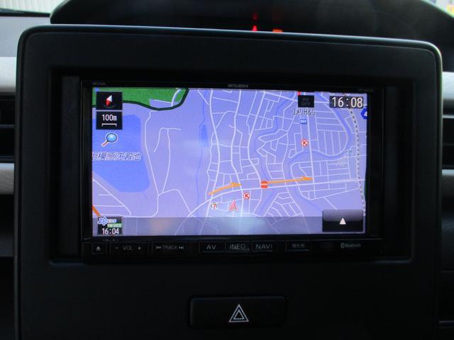 ハイブリッドFX 4WD・アイドリングSTOP・SDナビ・CD・CD録音・BTオーディオ・ETC・バックカメラ・両席シートヒーター・ヘッドライトレベライザー・キーレス・バニティミラー・横滑防止・オートA/C・禁煙(34枚目)
