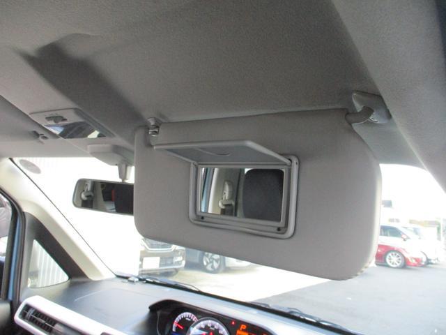 ハイブリッドFX 4WD・アイドリングSTOP・SDナビ・CD・CD録音・BTオーディオ・ETC・バックカメラ・両席シートヒーター・ヘッドライトレベライザー・キーレス・バニティミラー・横滑防止・オートA/C・禁煙(40枚目)