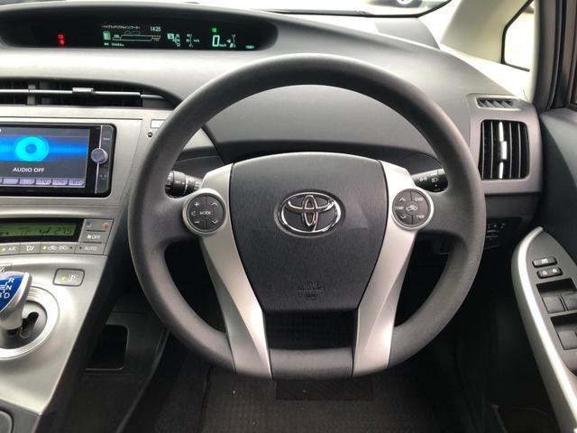 S 後期 純正SDナビ バックカメラ Bluetoothオーディオ フルセグTV DVD ビルトインETC ステアスイッチ HIDヘッドライト フォグ オートライト スマートキー 車両接近通報装置 禁煙車(10枚目)