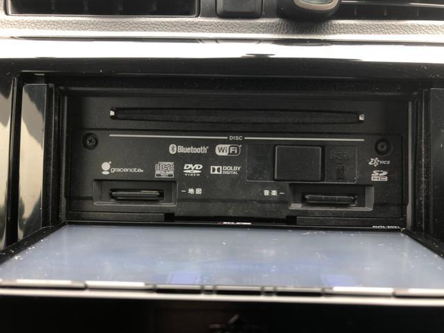T ターボ 禁煙車 SDナビ フルセグTV BTオーディオ DVD CD録音 バックカメラ ETC オートライト HID フォグ 純正エアロ リアスポイラー 純正15AW 電動格納ミラー スマートキー(12枚目)