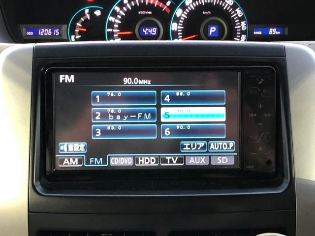 X フリップダウンモニター HDDナビ フルセグTV DVD CD録音 バックカメラ ビルトインETC 左側パワースライドドア コーナーセンサー スマートキー(11枚目)