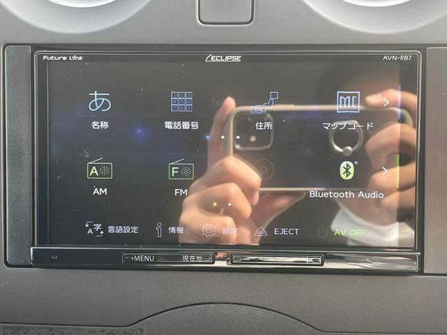 X エマージェンシーブレーキ メモリーナビ BTオーディオ CD再生 ETC バックカメラ インテリジェントキー オートライト ミラーウィンカー(11枚目)