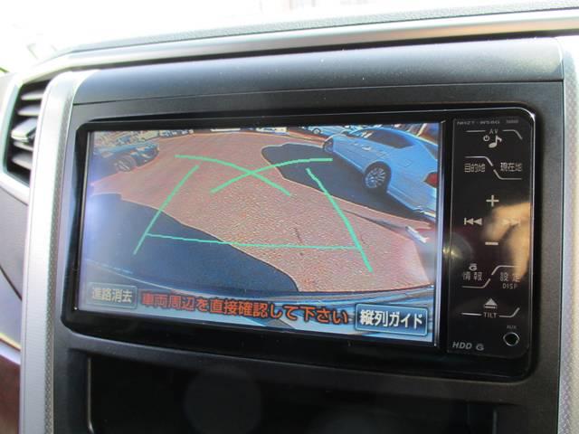 トヨタ ヴェルファイア 3.5Zサンル-フHDDナビETC地デジDVD1オーナー8人