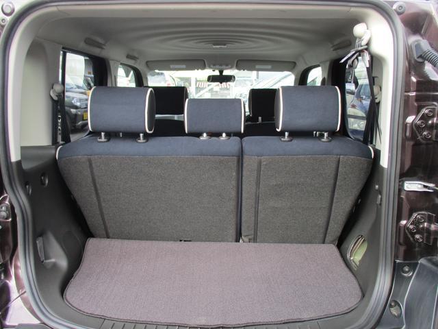 日産 キューブ 15X インディゴ+プラズマ特別仕様車HDDナビ地デジETC