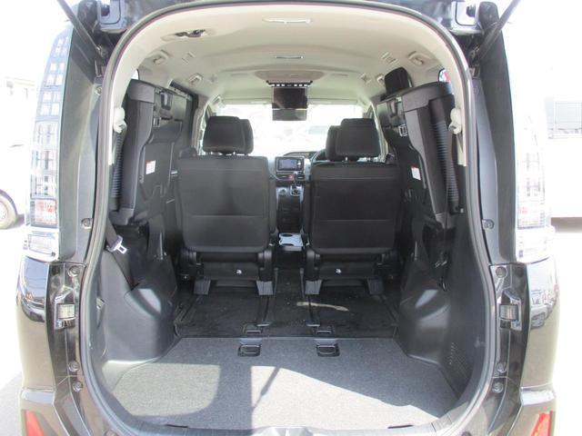 トヨタ ヴォクシー ZS 煌 ナビ後席モニタ-両側自動ドア衝突軽減ブレーキETC