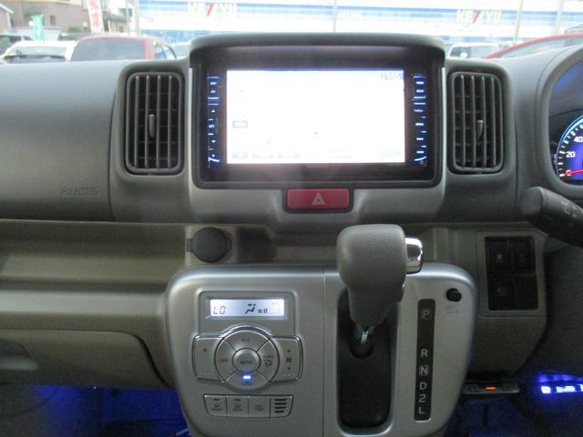 スズキ エブリイワゴン PZターボスペシャル SDナビ 両側電動ドア 自動ブレーキ