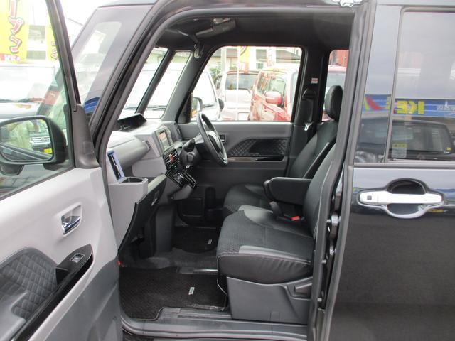 カスタムRS スーパーロングスライドシート・ターボ・ディスプレイオーディオ・パノラマモニター・CD・AUX・衝突軽減ブレーキ・クルーズコントロール・コーナーセンサー・ハーフレザーシート・両側電動スライドドア・ETC(25枚目)