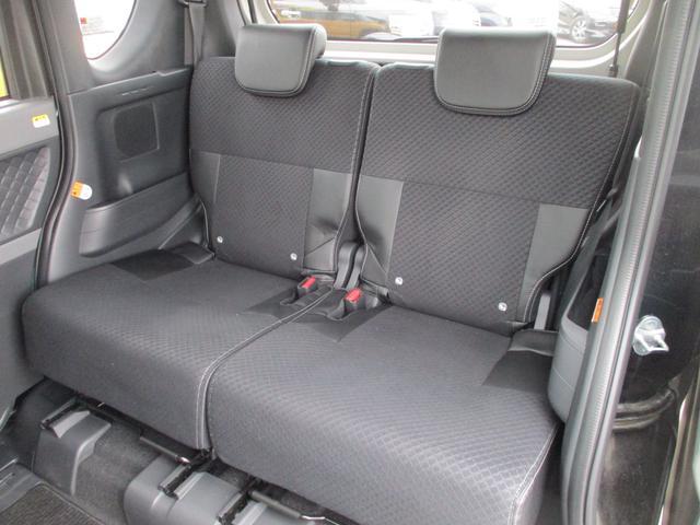 カスタムRS スーパーロングスライドシート・ターボ・ディスプレイオーディオ・パノラマモニター・CD・AUX・衝突軽減ブレーキ・クルーズコントロール・コーナーセンサー・ハーフレザーシート・両側電動スライドドア・ETC(29枚目)