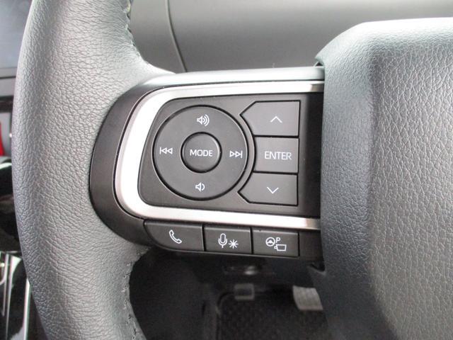 カスタムRS スーパーロングスライドシート・ターボ・ディスプレイオーディオ・パノラマモニター・CD・AUX・衝突軽減ブレーキ・クルーズコントロール・コーナーセンサー・ハーフレザーシート・両側電動スライドドア・ETC(34枚目)