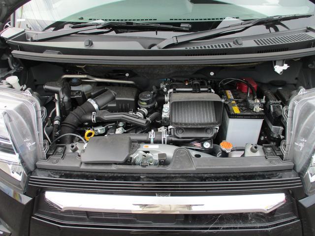 カスタムRS スーパーロングスライドシート・ターボ・ディスプレイオーディオ・パノラマモニター・CD・AUX・衝突軽減ブレーキ・クルーズコントロール・コーナーセンサー・ハーフレザーシート・両側電動スライドドア・ETC(48枚目)