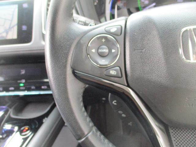 ハイブリッドX 安心パッケージ・禁煙・レザー調シートカバー・衝突軽減ブレーキ・純正SDナビ・CD・DVD・フルセグTV・BTオーディオ・バックカメラ・パドルシフト・ETC・革巻ステア・LED・フォグ・純正16AW(33枚目)