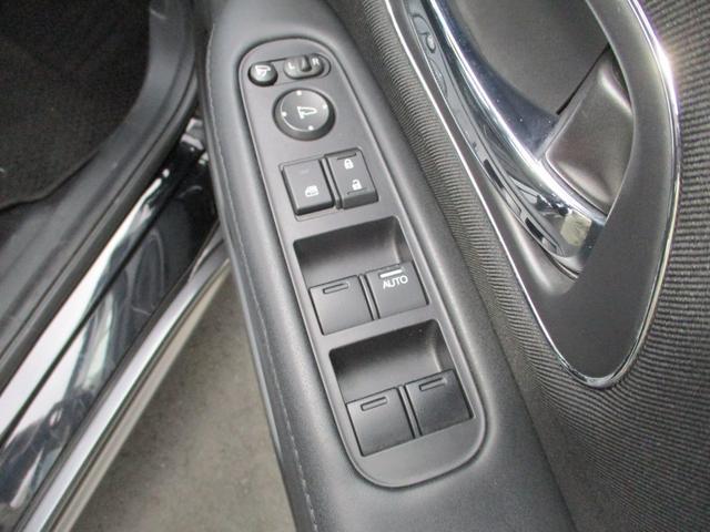 ハイブリッドX 安心パッケージ・禁煙・レザー調シートカバー・衝突軽減ブレーキ・純正SDナビ・CD・DVD・フルセグTV・BTオーディオ・バックカメラ・パドルシフト・ETC・革巻ステア・LED・フォグ・純正16AW(40枚目)