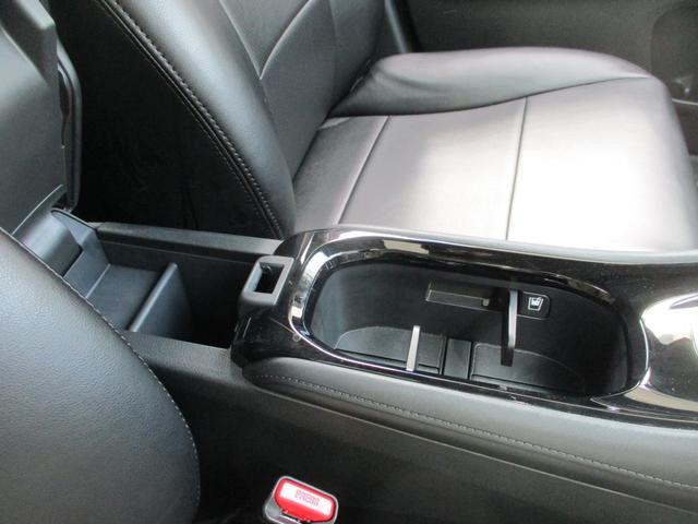 ハイブリッドX 安心パッケージ・禁煙・レザー調シートカバー・衝突軽減ブレーキ・純正SDナビ・CD・DVD・フルセグTV・BTオーディオ・バックカメラ・パドルシフト・ETC・革巻ステア・LED・フォグ・純正16AW(42枚目)