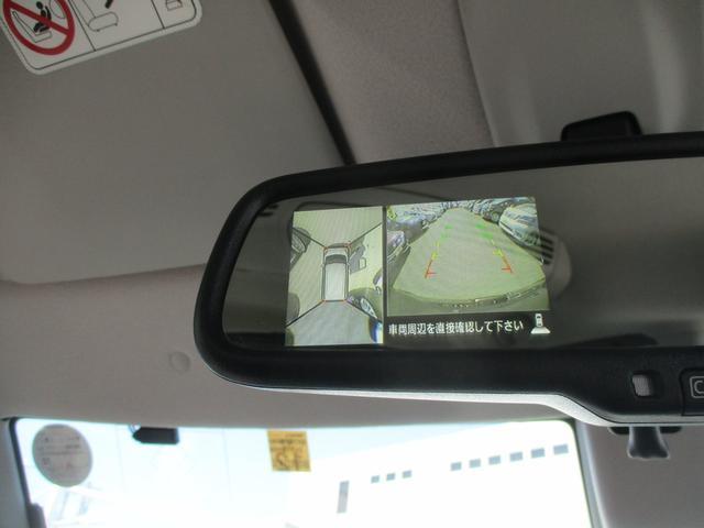【全方位カメラ】付で方向確認も安心です。狭い駐車場や後方確認しにくい場所で活躍するオプションとなります♪駐車が苦手な方にもオススメな便利機能です!!