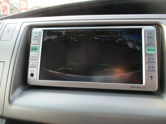 【バックカメラ】付で方向確認も安心です。狭い駐車場や後方確認しにくい場所で活躍するオプションとなります♪駐車が苦手な方にもオススメな便利機能です!!