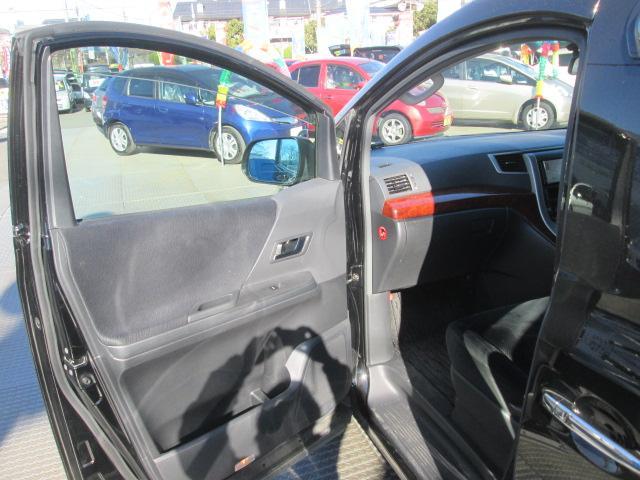 トヨタ ヴェルファイア 2.4Z プラチナセレクション サンルーフ 1オーナー
