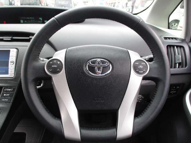 トヨタ プリウス Gツーリングセレクション 純正SDナビ LEDヘッドライト