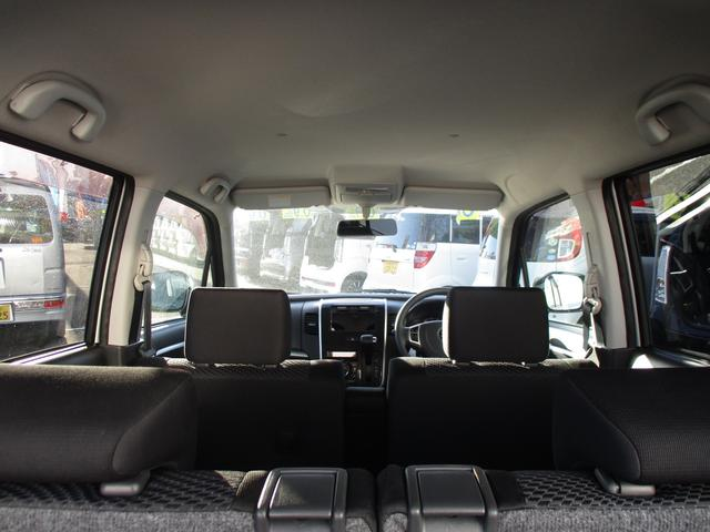 スズキ ワゴンR T 2WD ターボ車 プッシュスタート レザーハンドル