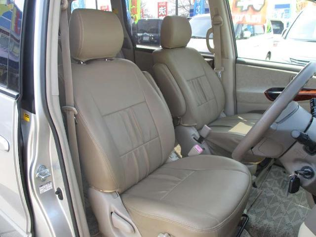 トヨタ エスティマT X-LTD 両側自動スライド LEONIS17インチアルミ