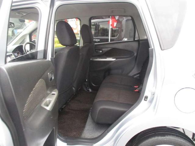 三菱 eKカスタム Tターボ ナビ 2WD ワンオーナー 社外SDナビ フルセグ