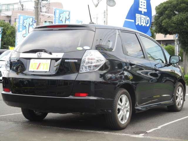 「ホンダ」「フィットシャトルハイブリッド」「ステーションワゴン」「東京都」の中古車2
