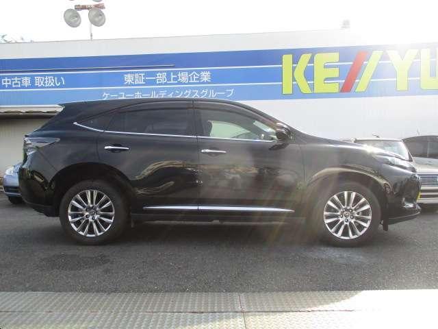 「トヨタ」「ハリアー」「SUV・クロカン」「東京都」の中古車6