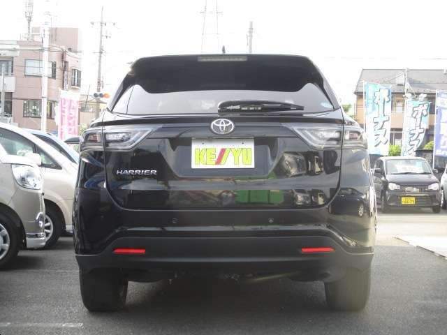 「トヨタ」「ハリアー」「SUV・クロカン」「東京都」の中古車7