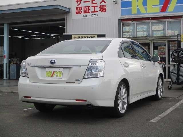 「トヨタ」「SAI」「セダン」「東京都」の中古車2