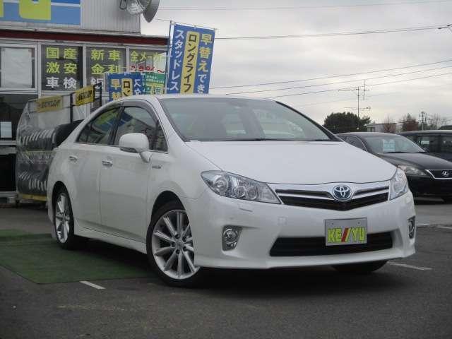 「トヨタ」「SAI」「セダン」「東京都」の中古車4