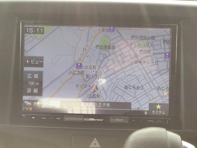 G ワンオーナー 衝突軽減S レーンアシスト コーナーセンサー アイドリングストップ 片側電動スライドドア 純正ナビ フルセグ CD DVD ブルートゥース バックカメラ ビルトインETC スマートキー(23枚目)